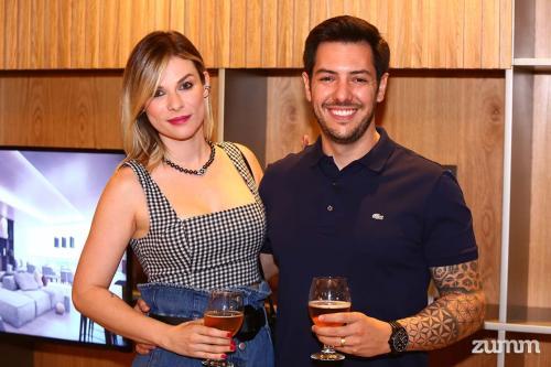 Lucas e Natália Andaloro