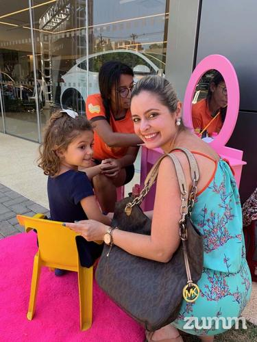 Claudia e Maria Liza Loureiro Munhoz