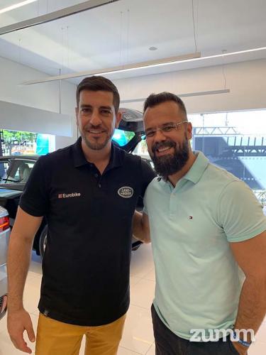 Leonardo Cardoso e Renato Munhoz