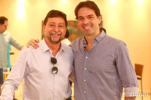 João Costa Neto e Fernando Dib