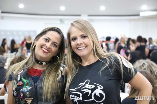 Drika Neves e Josiane Gomes