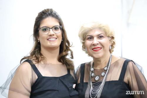 Sofia Picinato e Silvia Brandão
