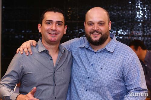 Luis Henrique Gonçalves e André Marques