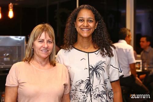 Marta Santos e Beatriz Silva