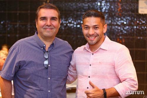 Renato Taveira e Paulo Henrique