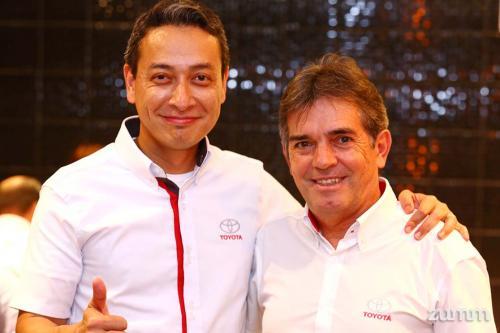 Robson Rodrigues e Césio Santos