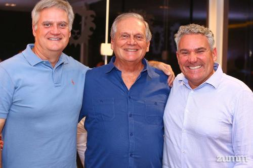 Vinho Guiao, Rui Flávio e Digao Guiao