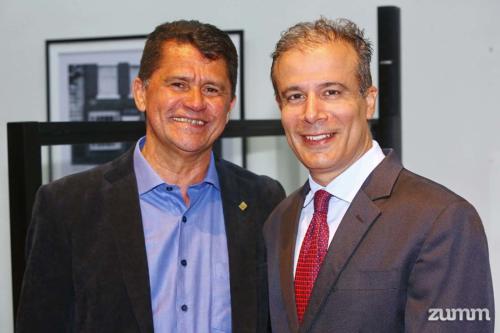 Geraldo Rodrigues e José Umberto Vaz