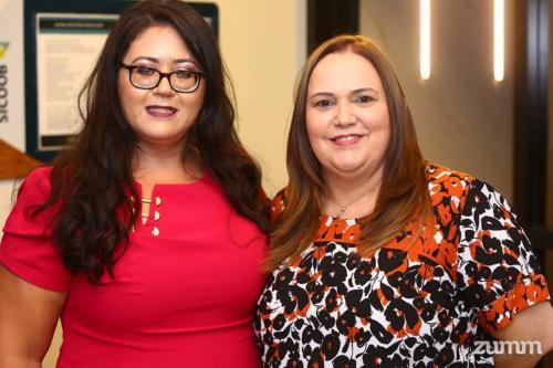 Maria Raimunda de Oliveira Silva e Regina Cláudia de Freitas