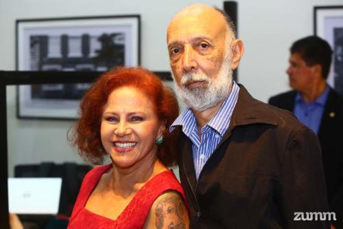Regina Maria Santos e Tarcísio Dagolberto
