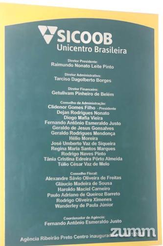 Agência Sicoob UniCentro Brasileira