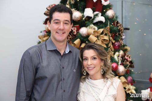 Vinicius Rosa e Alessandra Tansini Rosa