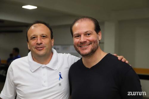 Ronaldo Anhezini e Daniel Fernandes