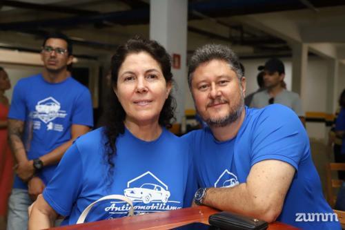 Eleusa e Paulo Arruda
