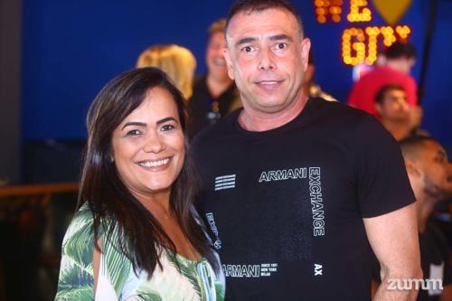 Daniela e Willian Abduch