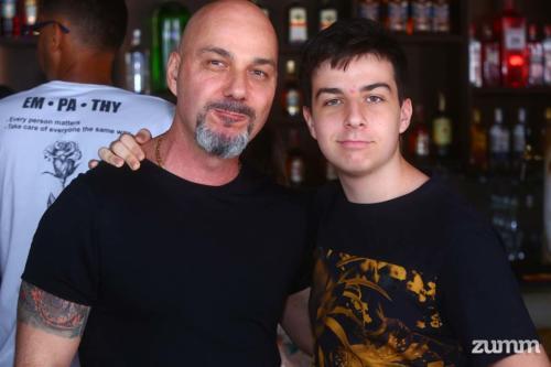 Dimas e Felipe Fausto