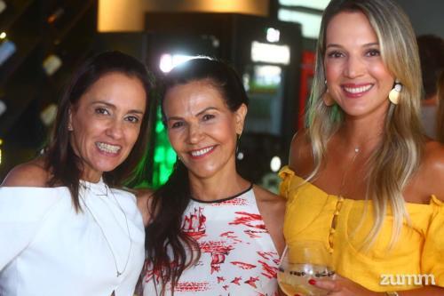 Eliane Haddad, Vera Antoniazzi e Marília Galhardo