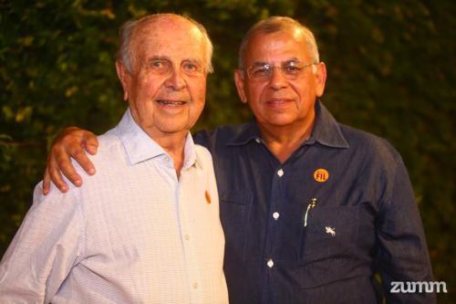 Camilo Xavier e Waldomiro Peixoto