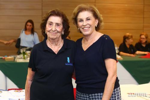Haifa e Mariana Jabali