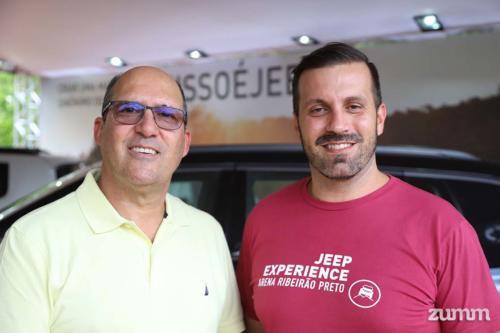 Armando Elui e Thiago Crema