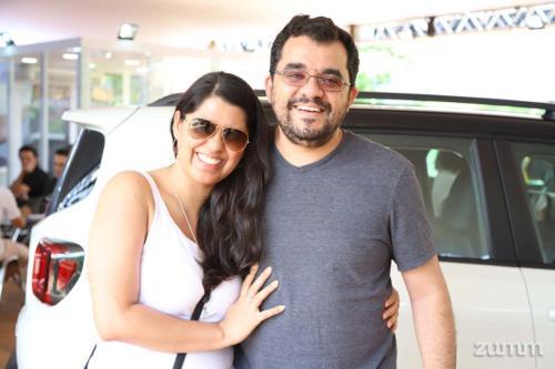 Juliana Franca e Rafael Humberto