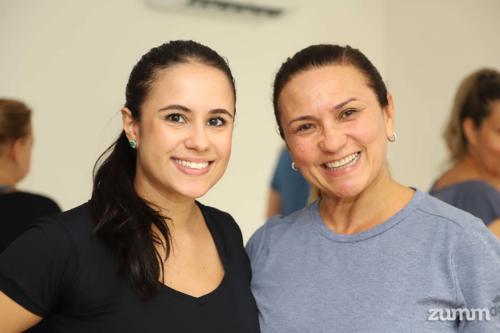 Maria Balbão e Kiula Brenha