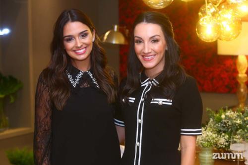Bruna Morandini e Yasmin Contatto
