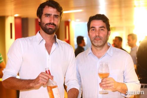 Alberto Sued e Frederico Ferro Costa