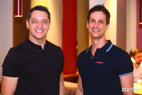 Ed Mendes e Flávio Moreno