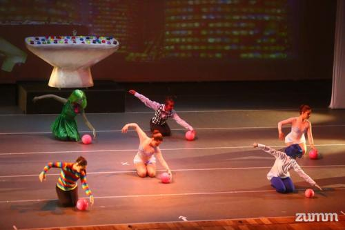 Espetáculo do Ballet Vanessa Tremeschin