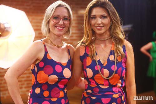Vanessa Tremeschin e Vanessa Ortolan