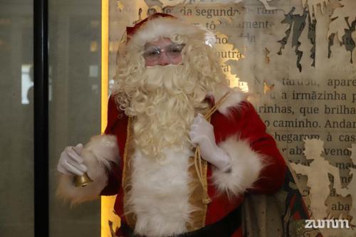 Chegada Papai Noel no Moussecake