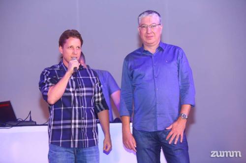Guilherme Passalacqua e Rogério Motta