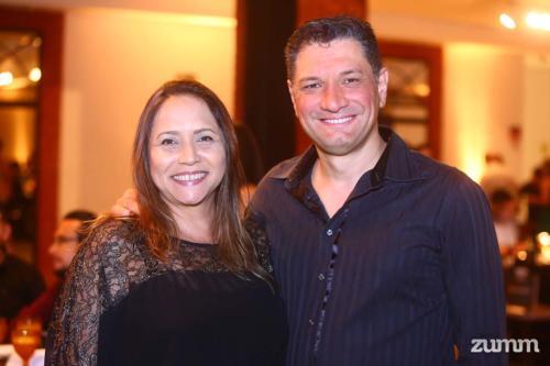Katia e Júlio Torres