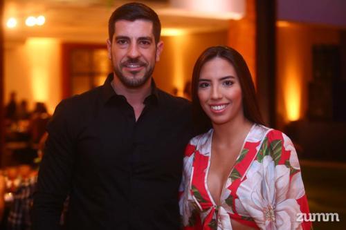 Leonardo Cardoso e Julia Fontes