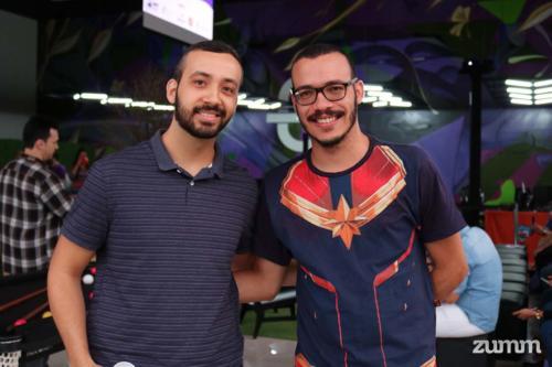 Lucas Kalango e Adeir Junior