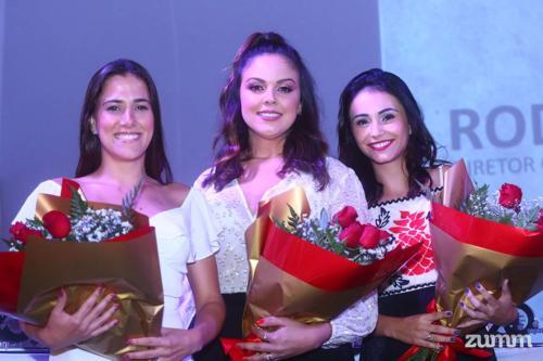 Verônica Sembenell, Debora Lopes e Laura Lima