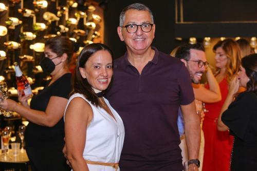 Eliane e Adilson Haddad